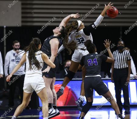 Editorial image of WAC Grand Canyon Cal Baptist Basketball, Las Vegas, United States - 13 Mar 2021