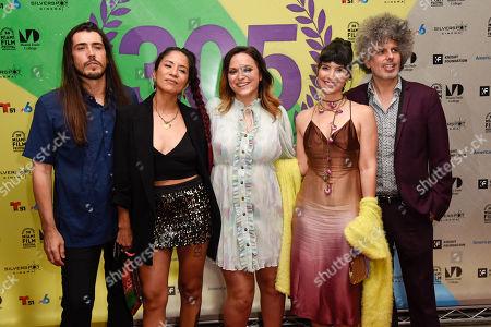 Editorial picture of 'Birthright' film premiere, Arrivals, Miami Film Festival, Miami, Florida, USA - 13 Mar 2021