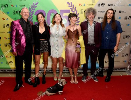Editorial photo of 'Birthright' film premiere, Arrivals, Miami Film Festival, Miami, Florida, USA - 13 Mar 2021