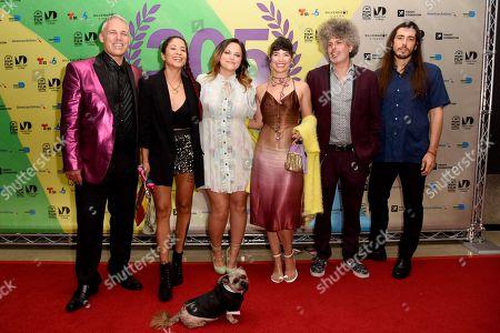 Editorial image of 'Birthright' film premiere, Arrivals, Miami Film Festival, Miami, Florida, USA - 13 Mar 2021
