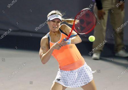 Editorial image of Tennis, Zapopan, Mexico - 13 Mar 2021