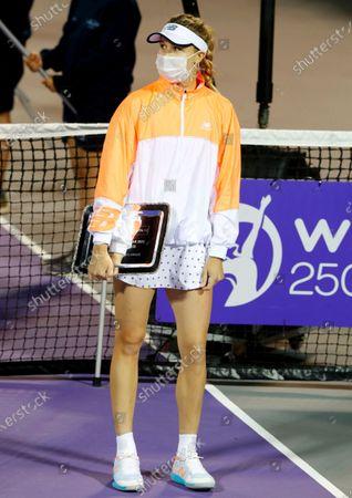 Editorial photo of Tennis, Zapopan, Mexico - 13 Mar 2021
