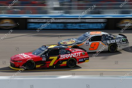 Editorial photo of NASCAR Phoenix Xfinity Auto Racing, Avondale, United States - 13 Mar 2021