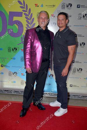 Jaie Laplante and Jose Navas