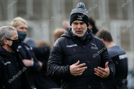 Editorial picture of Newcastle Falcons v Bath Rugby - Gallagher Premiership Rugby, United Kingdom - 07 Feb 2020