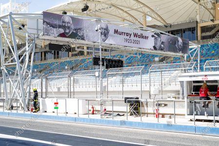 Editorial image of Formula 1 Championship, Formula 1, Pre-season testing 2021, Sakhir, Bahrain - 14 Mar 2021