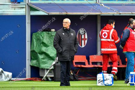 Claudio Ranieri (Coach UC Sampdoria)
