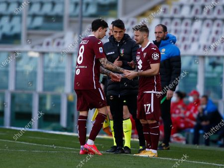 Editorial picture of Torino FC v FC Internazionale - Serie A, Turin, Italy - 14 Mar 2021