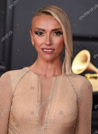 Editorial photo of 63rd Annual Grammy Awards - Arrivals, Los Angeles, United States - 14 Mar 2021