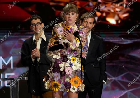 Editorial photo of 63rd Annual Grammy Awards - Show, Los Angeles, United States - 14 Mar 2021