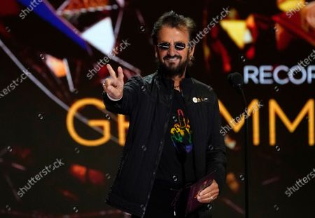 Editorial picture of 63rd Annual Grammy Awards - Show, Los Angeles, United States - 14 Mar 2021