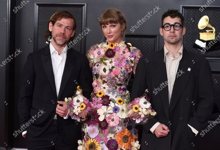 Editorial picture of 63rd Annual Grammy Awards - Press Room, Los Angeles, United States - 14 Mar 2021