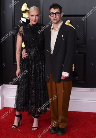 Editorial photo of 63rd Annual Grammy Awards - Press Room, Los Angeles, United States - 14 Mar 2021