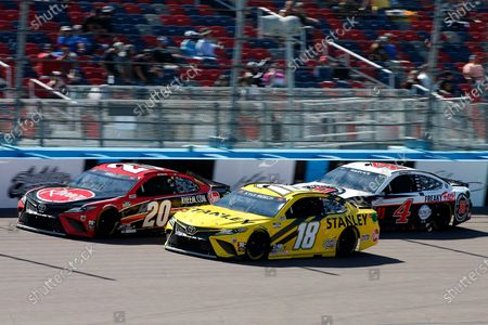 Editorial picture of NASCAR Phoenix Auto Racing, Avondale, United States - 14 Mar 2021