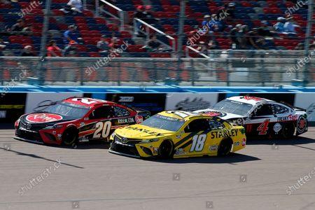 Editorial photo of NASCAR Phoenix Auto Racing, Avondale, United States - 14 Mar 2021