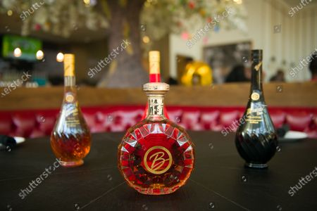 Stock Photo of Branson Cognac by 50 Cent