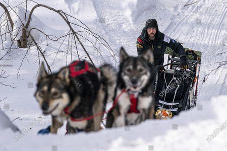 Editorial image of Iditarod, United States - 14 Mar 2021