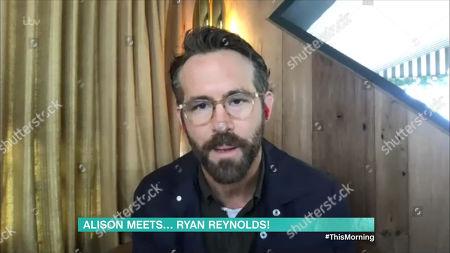 Stock Photo of Ryan Reynolds