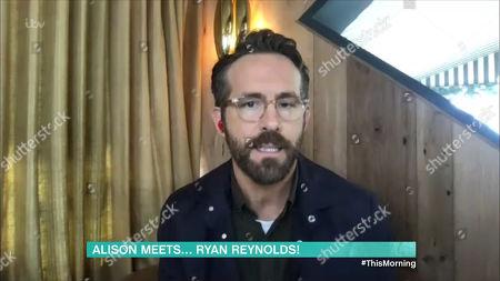 Stock Image of Ryan Reynolds