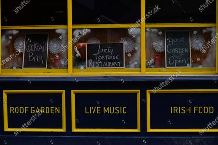 Editorial image of Daily Life In Dublin During COVID-19 Lockdown, Ireland - 15 Mar 2021