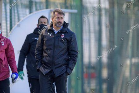 Maurizio Ganz (Head Coach AC Milan)