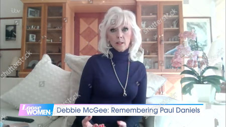 Stock Picture of Debbie McGee