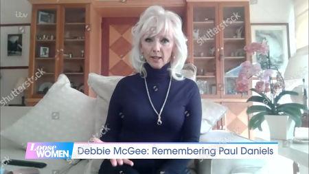Stock Image of Debbie McGee