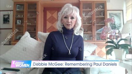 Stock Photo of Debbie McGee