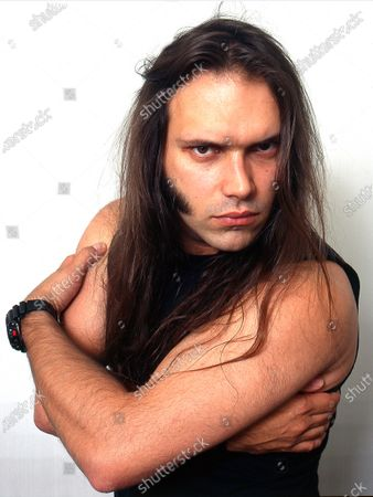 Blaze Bayley, lead singer of the British heavy metal group Iron Maiden between 1994 and 1999