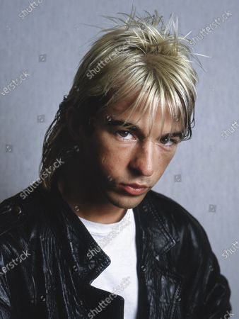 Editorial picture of Limahl, UK