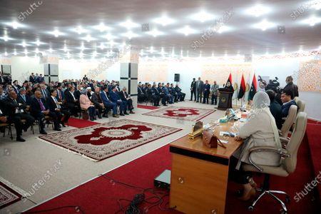 Editorial photo of Tobrok, Libya - 15 Mar 2021