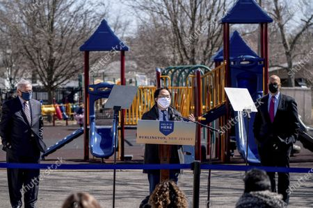 Editorial photo of Jill Biden, Burlington, United States - 15 Mar 2021
