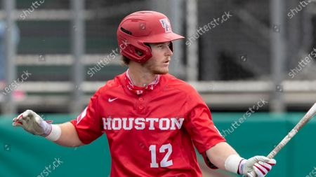 Editorial picture of Houston Baseball, San Marcos, United States - 12 Mar 2021