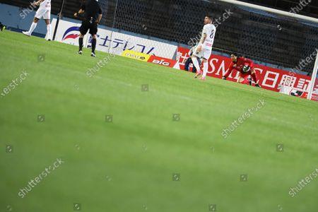 Kim Seung Gyu (Reysol) - Football / Soccer :  2021 J1 League match between Kawasaki Frontale 1-0 Kashiwa Reysol at Kawasaki Todoroki Stadium, Kanagawa, Japan.