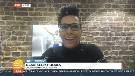 Editorial picture of 'Good Morning Britain' TV Show, London, UK - 16 Mar 2021