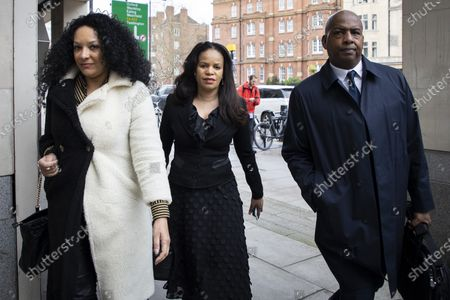 Editorial photo of Claudia Webbe Court Appearence, London, UK - 16 Mar 2021