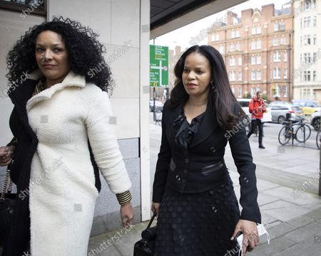 Editorial picture of Claudia Webbe Court Appearence, London, UK - 16 Mar 2021