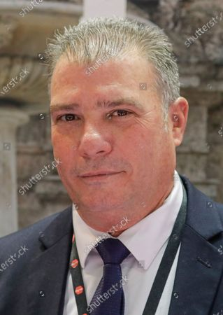 Editorial image of Cuban Tourism Minister Juan Carlos Garcia Granda attends 27th International travel show MITT in Moscow, Russian Federation - 16 Mar 2021