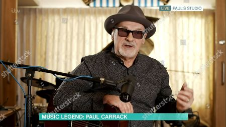 Stock Picture of Paul Carrack