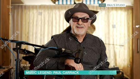 Stock Photo of Paul Carrack