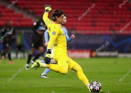 Yann Sommer goalkeeper of Borussia Monchengladbach