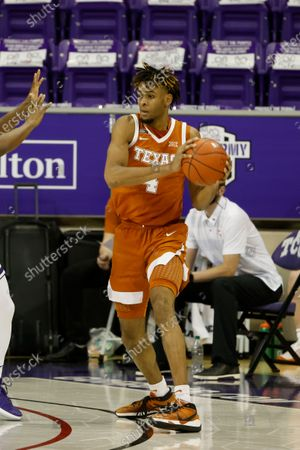 Editorial image of Texas TCU Basketball, Fort Worth, United States - 07 Mar 2021