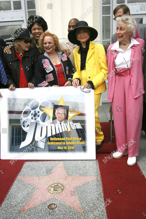 Angie Dickinson, Congresswoman Diane Watson, Carol Connors Anne Jeffreys and Ann Rutherford