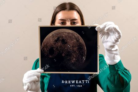 Editorial image of Historic Space Photography auction at Dreweatts, Newbury, Berkshire, UK - 16 Mar 2021