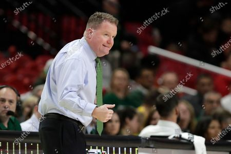 George Mason fired men's basketball coach Dave Paulsen after six seasons, Tuesday, March 16, 2021. The team had four winning seasons but never made the NCAA Tournament or NIT during Paulsen's tenure and had a 95-91 record