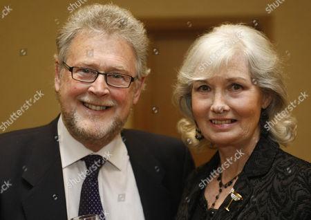 Stock Photo of Tony Roper and wife Isobel