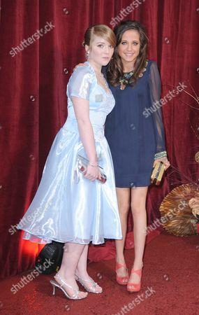Lorna Fitzgerald and Madeline Duggan