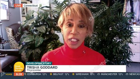 Stock Image of Trisha Goddard
