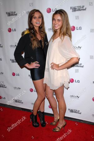 Haley Bartlett and Chanel Celaya