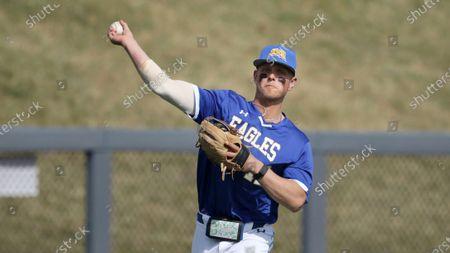 Editorial image of Morehead St West Virginia Baseball, Morgantown, United States - 16 Mar 2021